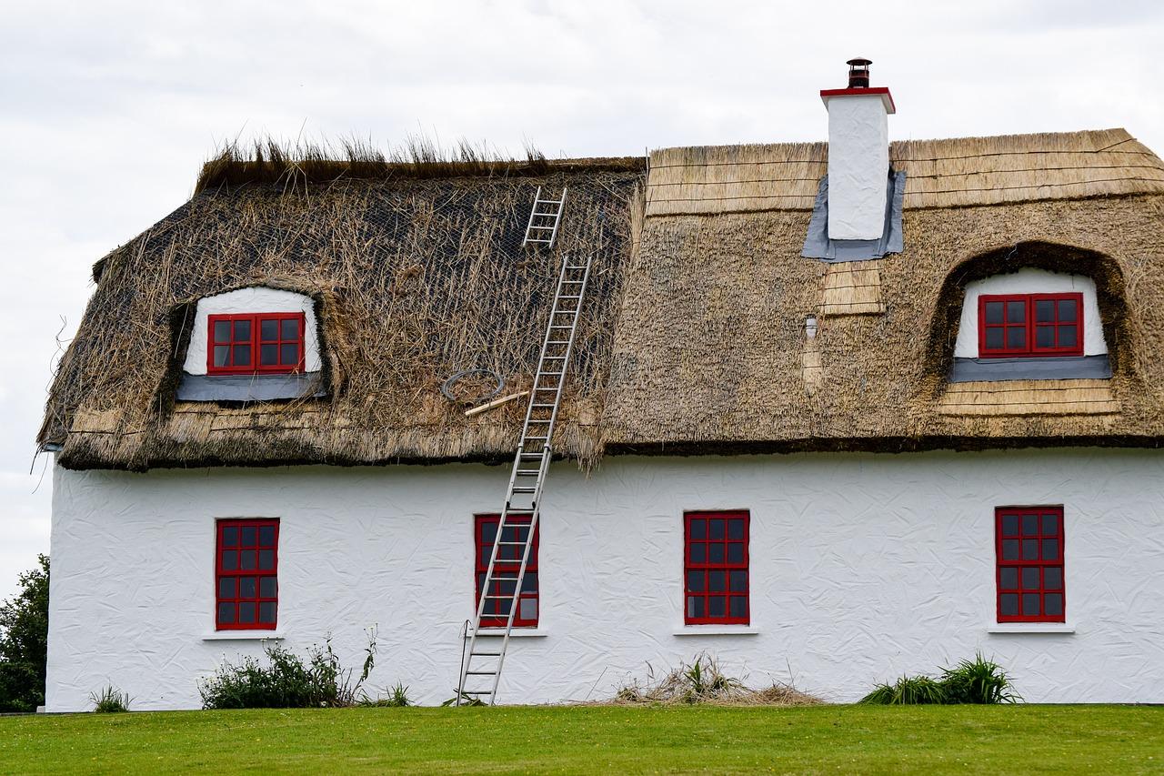 Avantages et inconvénients d'un toit en chaume